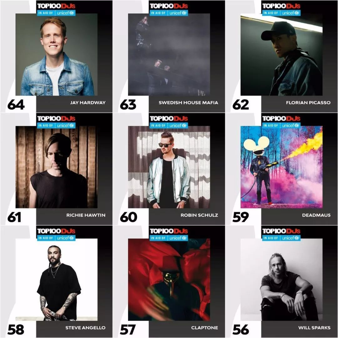 2019dj音乐下载排行榜_2018全球百大DJ排行榜 解释与分析