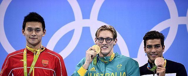 小丑霍顿、笑柄澳大利亚,但是别忘了,还有三个出卖孙杨的中国人