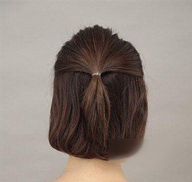 2018女学生潮流短发发型!