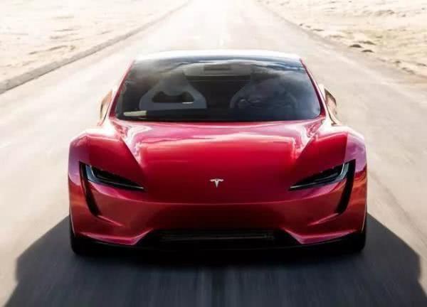 全新2020款特斯拉roadster跑车,只为加速度而生