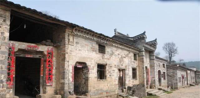 """河南的""""张姓""""古村:经历几百年的战乱,依然人丁兴旺"""