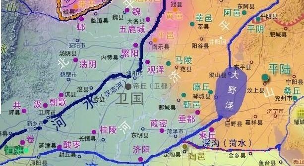 史載梁山泊方圓八百里,為什么到了今天卻僅剩627平方公里?