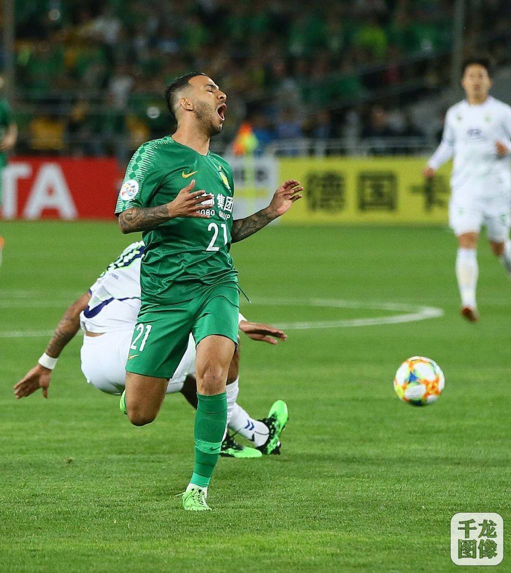 亚冠联赛国安主场0-1不敌全北现代 最后一轮客战死磕浦和红钻