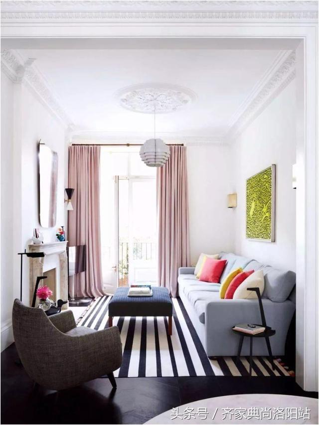 80平三室一厅怎么装修才不拥挤?