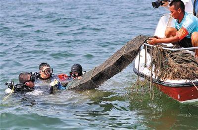生态环境部:多部门将研究推动海洋垃圾污染防治