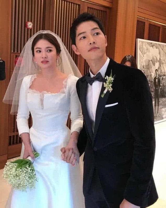 网曝宋慧乔私生活混乱导致离婚,韩国官方辟谣