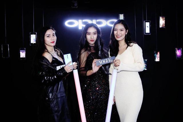 红粉佳人网|OPPO联手VogueMe打开新时尚,用生活诠释不一样的美