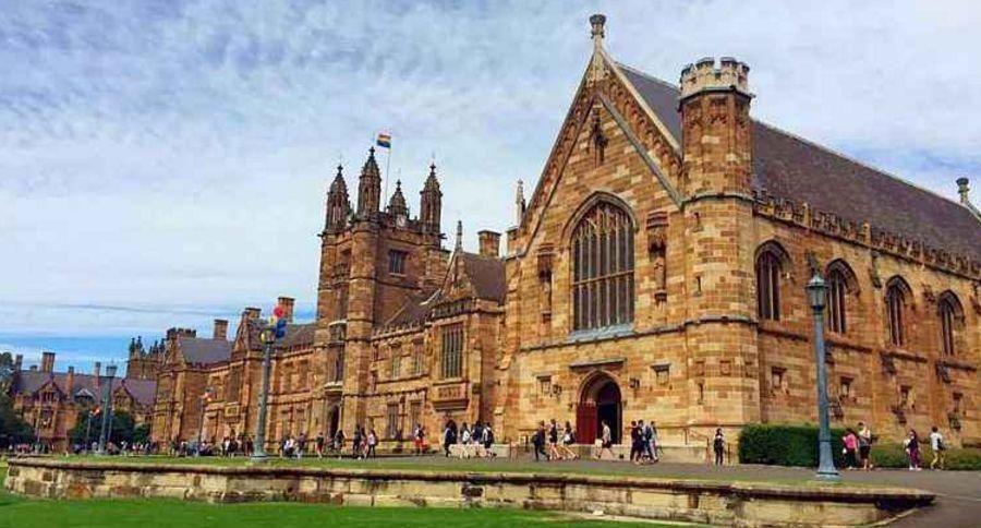 方案留学:高中生解析澳大利亚高中的深度院校诺伍德图片