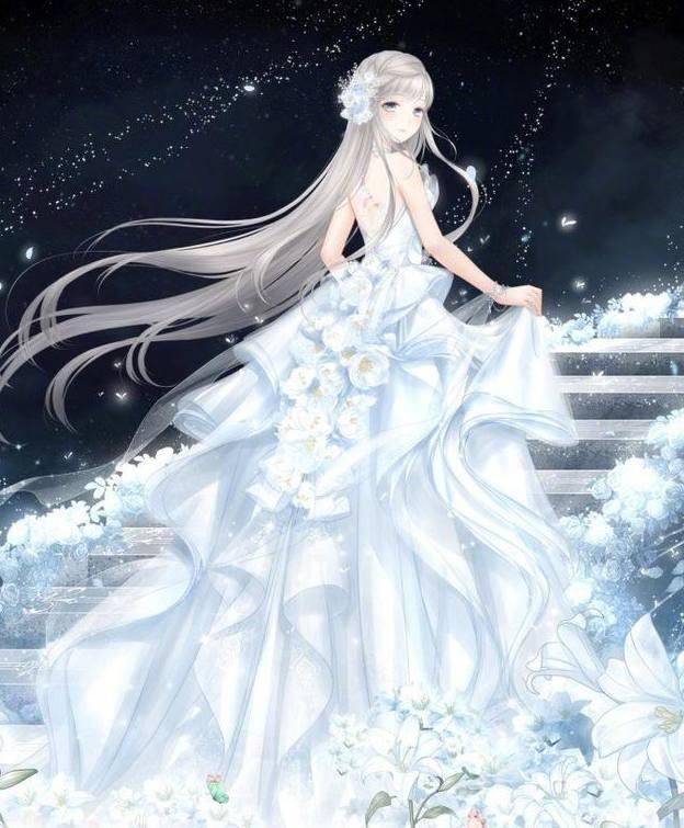 十二星座专属奇迹暖暖婚纱装扮,天秤秀发柔美,巨蟹座令人陶醉!