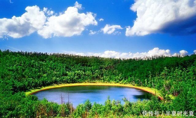 内蒙古四大5a级风景区,看看吧!