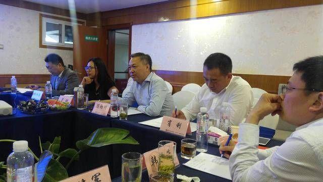 十堰市委常委、统战部部长沈学强一行到访北京