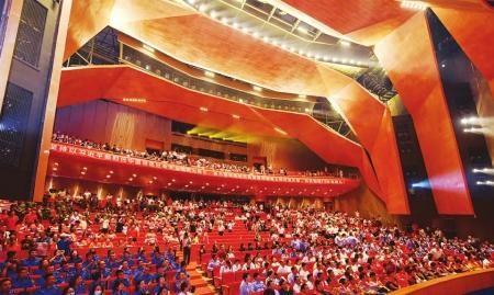 <b>大型民族歌剧《江姐》昨晚亮相首场演出</b>