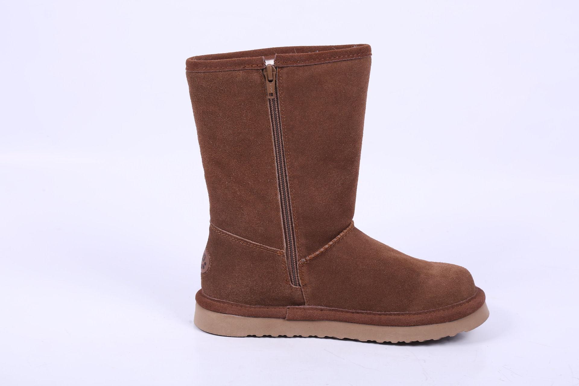 怎样鉴别雪地靴质量的好坏