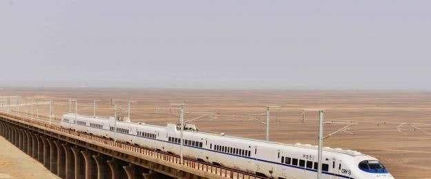 """沙特抛600亿美元高铁大单,高难度无国敢接,中国霸气""""拿下"""""""