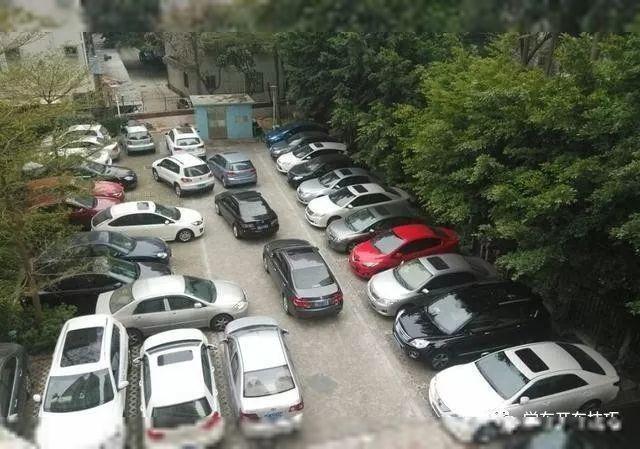 为什么大部分车都倒着进车位?这些原因你知道不?