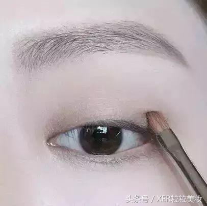 淡妆的画法步骤图 四款简单淡妆化妆教程