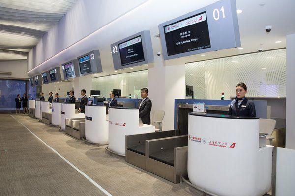 随着中国国际进口博览会等世界级盛事在虹桥商务区落地,枢纽效力不断