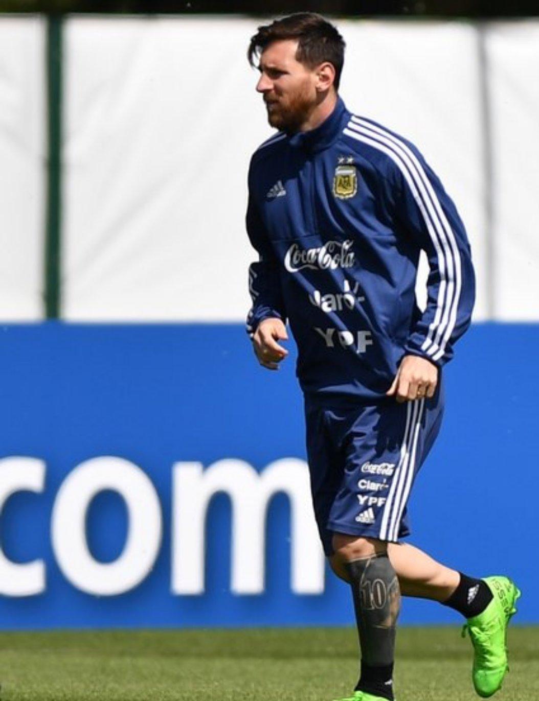 梅西、迪马利亚等球员,备战阿根廷与克罗地亚