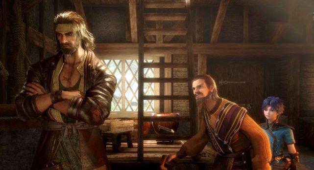 圣魂村的9位村民,老杰克不算啥,这一位唐昊不敢出手!