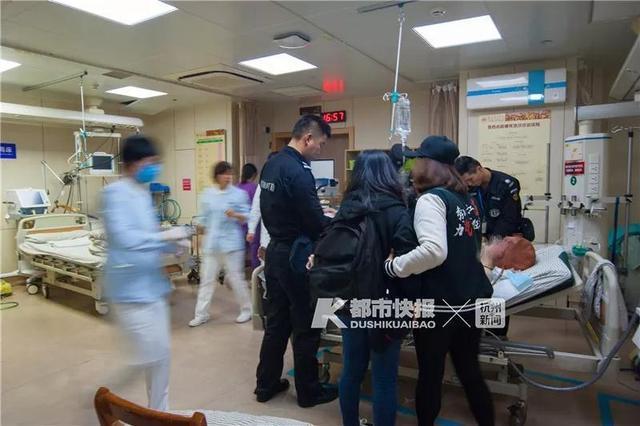 这么冷的天杭州居然有人得了热射病?一小伙在跑步时晕倒