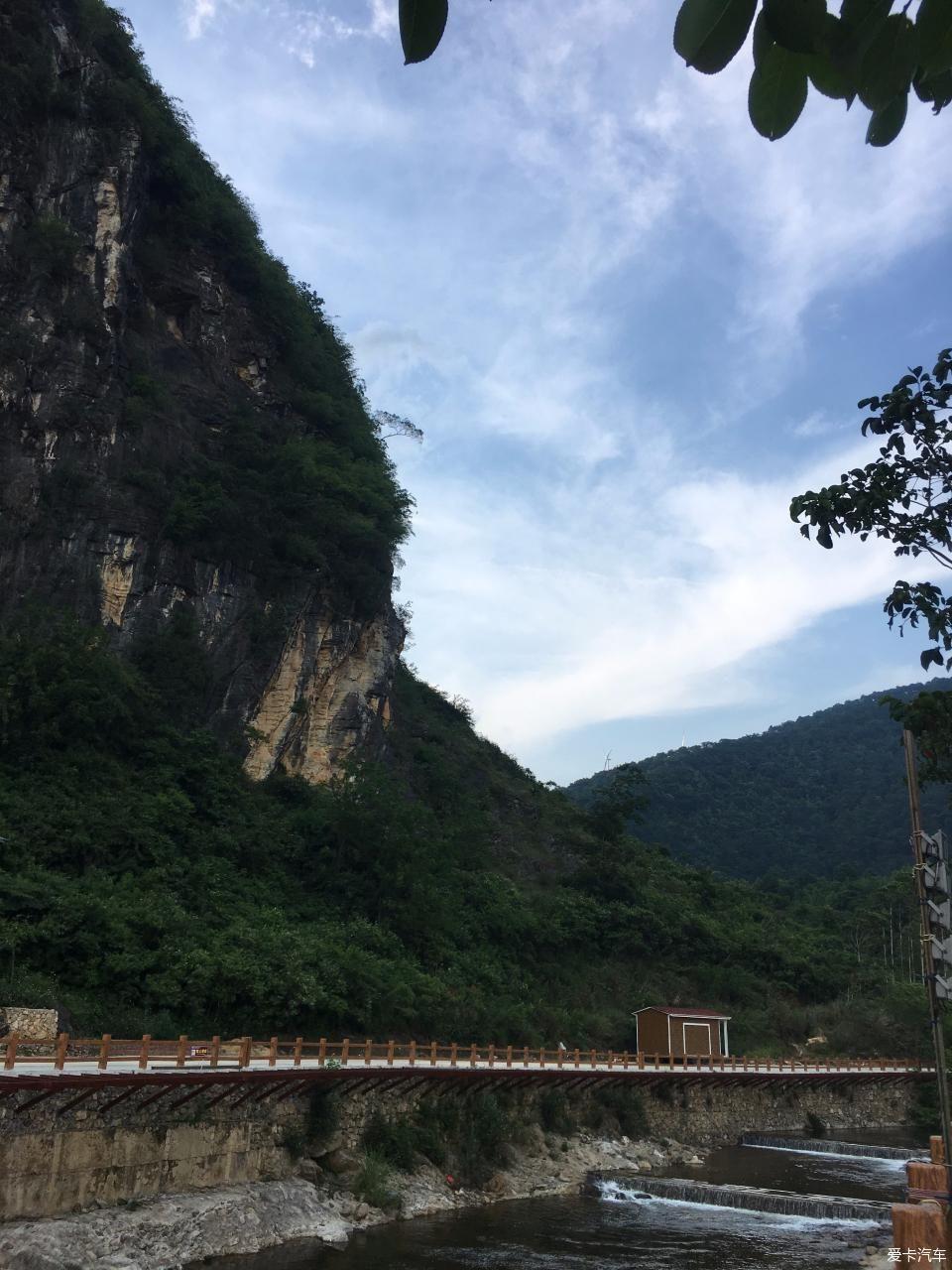 南宁大明山风景区