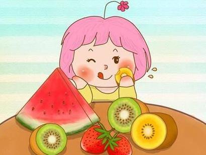 夏天给宝宝吃水果,必须要留意这4点图片
