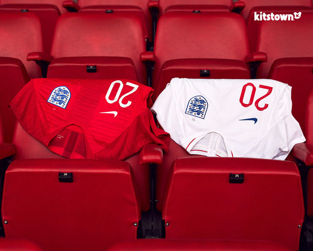 2018世界杯英格兰队队服 2018世界杯英格兰队球衣