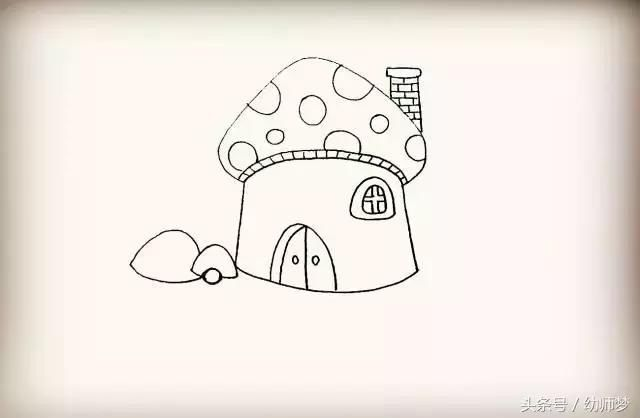 幼儿园春季简笔画系列,简单易学.