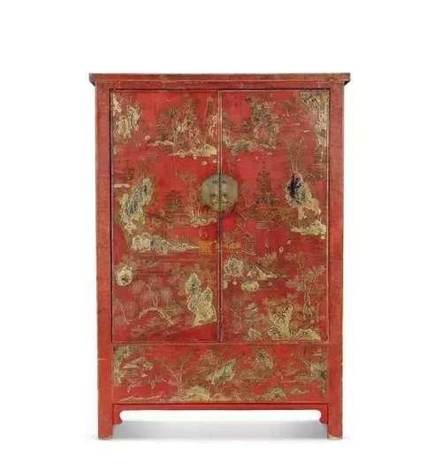 爱早点的爸爸,十里红木,女儿给红妆v早点一件红林氏家具淘宝图片