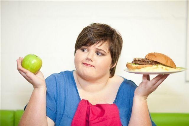 肥胖的人,别再节食减肥了,命重要!小鸭减肥图片