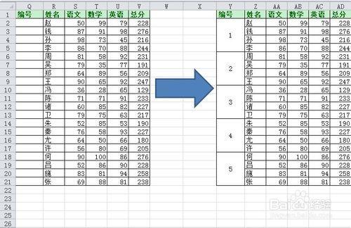 Excel如何对规则的合并单元格进行自动填充序