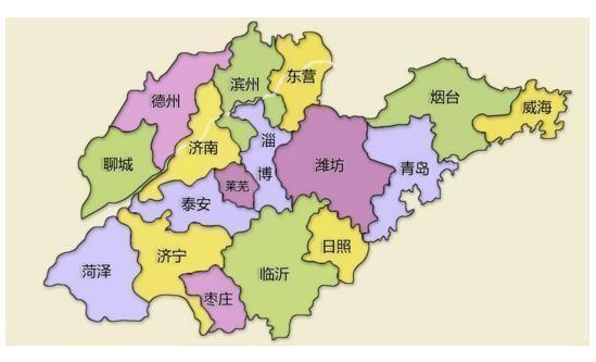 山东省地�_山东省最大的地级市,曾经的名字更好听!