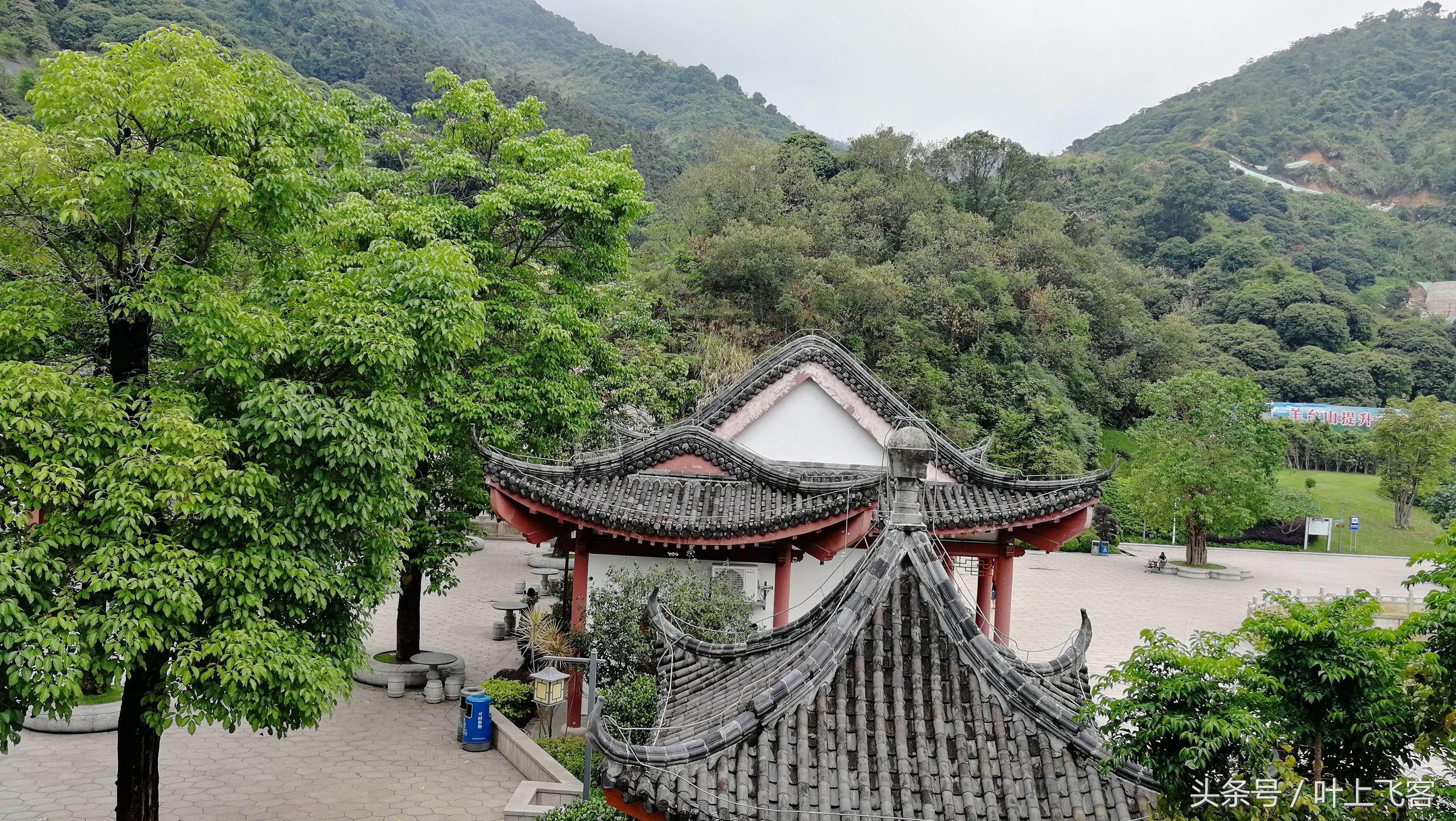 《深圳羊台山》2008年被评为深圳八景之一 旅游休闲健身好去处