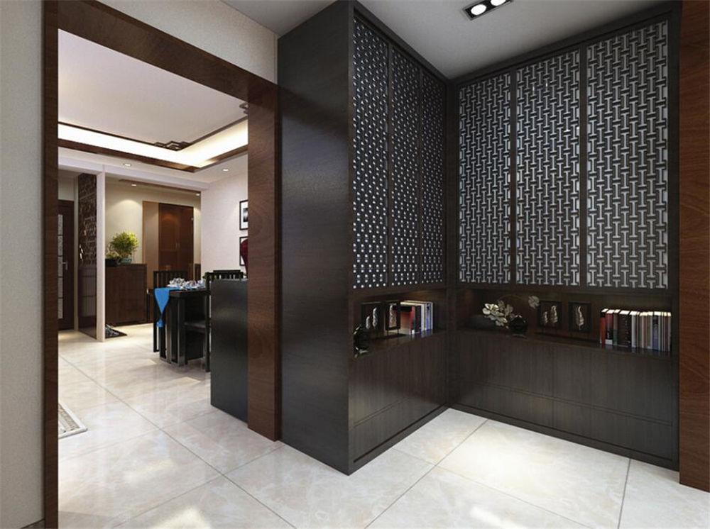 5万块钱装修的110平米的房子,中式风格简直太美了!-中粮大道装修