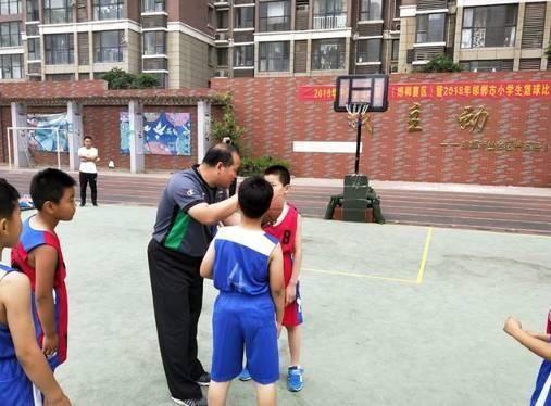 小篮球大梦想,激烈比拼精彩无限——2018邯郸小篮球赛