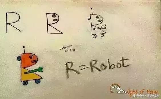 师讯网推荐幼儿园儿童简笔画 最全的26个字母简笔画