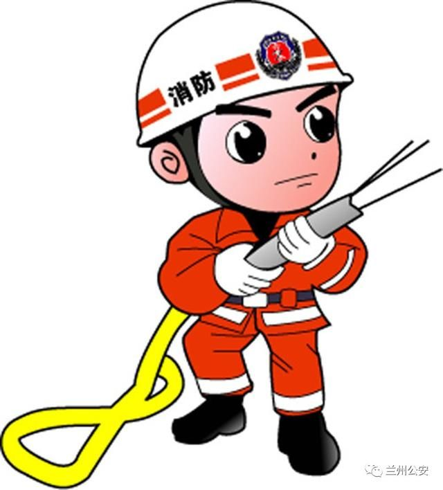 消防漫画图片绘画作品【相关词_卡通漫画绘画作品】图片