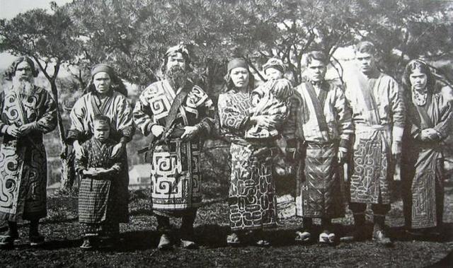 日本最早的土著居民,欧洲人血统,如今只剩不到