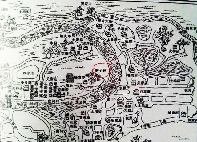 老天津卫狮子林桥的来历