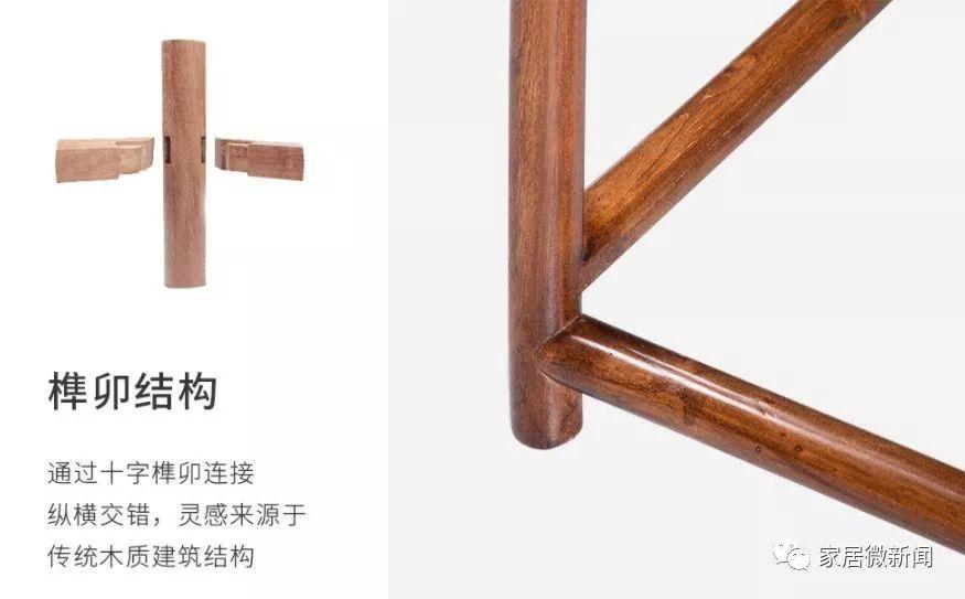 实木家具的秘密家具,藏着关节?曾志伟的榫卯代言图片
