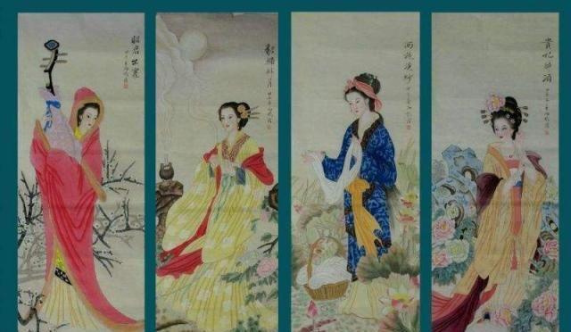历史上4大美女的缺陷:王昭君还好,杨玉环就让人难以接受