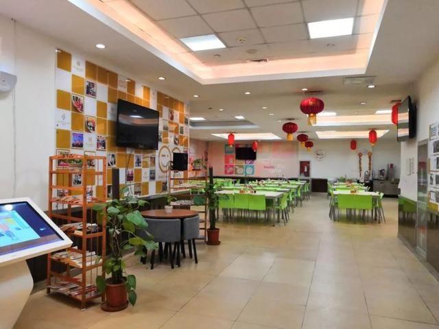 菜谱人一周学校曝光,别人家的食堂酒店从来没员工食谱成都市食堂图片