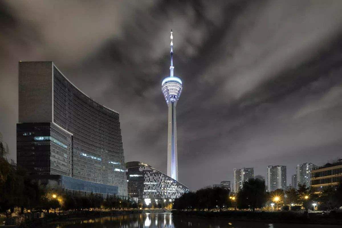 全国最高的电视塔,你知道几个?创意,通过卫星地图带你