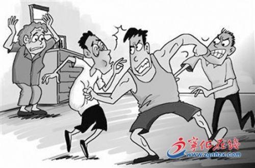 """随意殴打他人三明宁化一累犯寻衅滋事""""三进宫"""""""