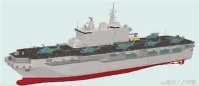 别人家新一代两栖攻击舰开始造了,中国两栖攻击舰什么时候造好?