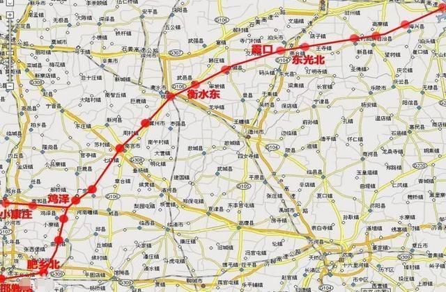 孝丰镇新公路规划图