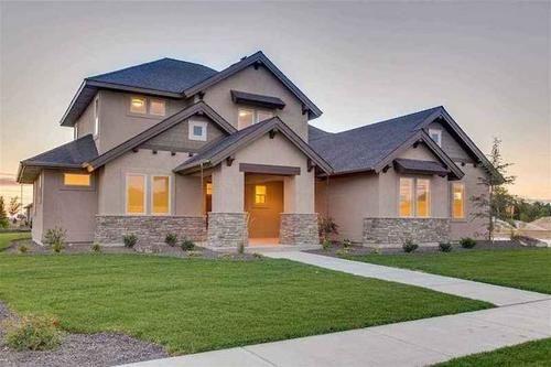 一直很好奇:為什么美國的房屋沒有院墻,窗戶沒有護欄?