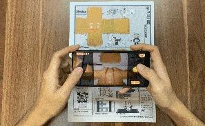 迷你玩家:史上最强黑科技,图纸竟召唤图纸上大全刀具世界图片